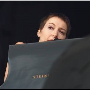 Jeanne Cherhal - Les Vieilles Charrues 2005