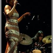 Mina Agossi - Festival Chant'elles