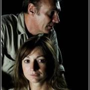 Anne et Jean Pierre Bouvier - Portraits