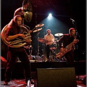 NMB Brass Band - Le Fil (Saint Etienne)