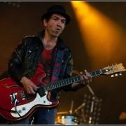 Gaetan Roussel - Festival Au Pont du Rock 2010