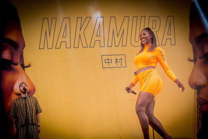 Aya Nakamura critiquée pour sa prestation aux Vieilles Charrues